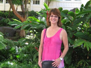 Tami in Hawaii